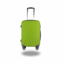 LIGHTWEIGHT & HARD CABIN SUITCASE WITH 8 WHEELS / EXTRA-THICK ABS LUGGAGES WITH MANY COLOR AND SIZE / ITEM CODE: 601