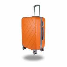 LIGHTWEIGHT & HARD CABIN SUITCASE WITH 8 WHEELS / EXTRA-THICK ABS LUGGAGES WITH MANY COLOR AND SIZE / ITEM CODE: 603
