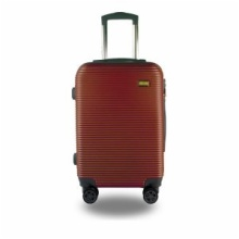 LIGHTWEIGHT & HARD CABIN SUITCASE WITH 8 WHEELS / EXTRA-THICK ABS LUGGAGES WITH MANY COLOR AND SIZE / ITEM CODE:802