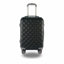 LIGHTWEIGHT & HARD CABIN SUITCASE WITH 8 WHEELS / EXTRA-THICK ABS LUGGAGES WITH MANY COLOR AND SIZE / ITEM CODE:818