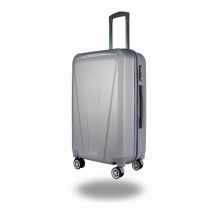 LIGHTWEIGHT & HARD CABIN SUITCASE WITH 8 WHEELS / SUPER STRONG PP LUGGAGES WITH MANY COLOR AND SIZE:G1