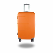 LIGHTWEIGHT & HARD CABIN SUITCASE WITH 8 WHEELS / SUPER STRONG PP LUGGAGES WITH MANY COLOR AND SIZE:G2
